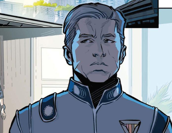 Captain Logan/HyperForce