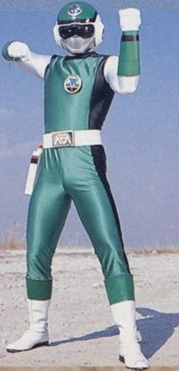 Green Prism Ranger