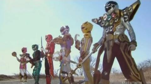 Power Rangers Super Megaforce - Legendary Battle - Power Rangers vs Emperor Mavro (Extended Edition)