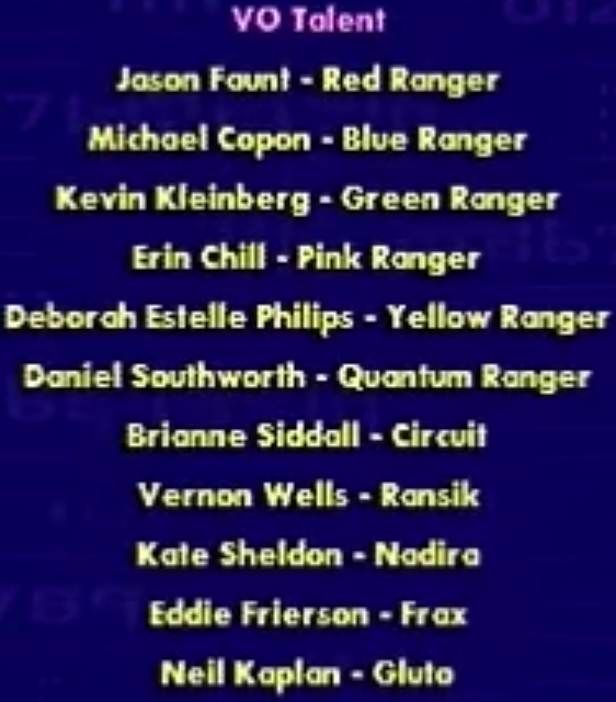 Power Rangers Time Force (Playstation)