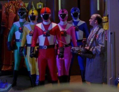 Cyborg Rangers (episode)