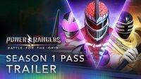 Power Rangers Battle for the Grid - Season One Pass Trailer