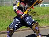 Speed Ninja Hayabusa