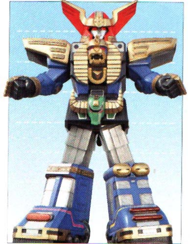 Comparison:Chouriki Gattai Ohranger Robo vs. Zeo Megazord