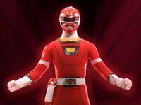 05 Turbo ~ Red Turbo Ranger 02