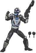 SPD A-Squad Blue Ranger Lightning Collection