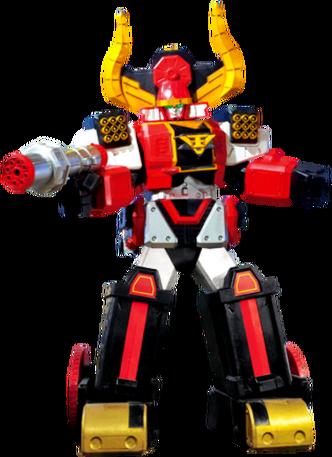 Bull Megazord