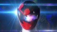 Shishi Red Henshin