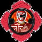Turbo Red Ninja Power Star.png