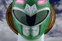 Green Galaxy Ranger Morph