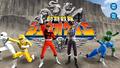 Doubutsu Sentai Zyuohger in Super Sentai Legacy Wars 2