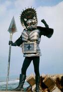 Iron Lion Mask full profil
