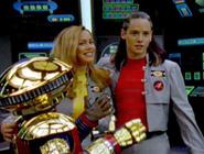 Ashley & Andros in l galaxy