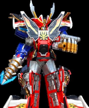Kanzen GokaiOh