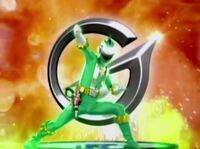 Green RPM Ranger Morph 2