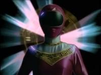 Pink Zeo Ranger Morph 2
