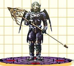 Hades Warrior God Wyvern