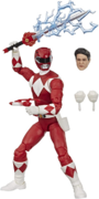Mighty Morphin Red Ranger Lightning Collection