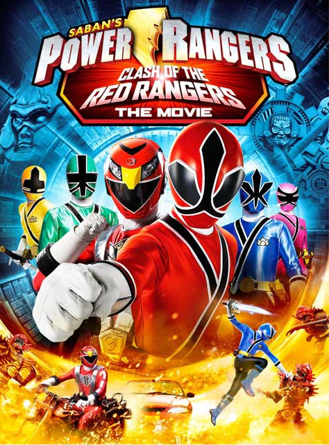 Clash of the Red Rangers - The Movie