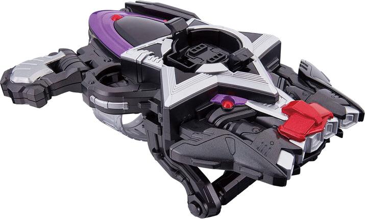 Transformation Controller Dark Seiza Blaster