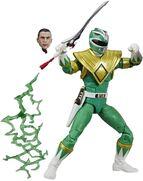 Fighting Spirit Mighty Morphin Green Ranger Lightning Collection
