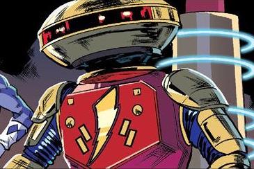 Alpha 5/2016 comic