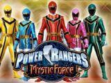Могучие Рейнджеры: Мистическая сила