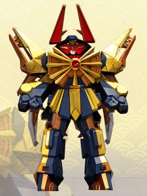 Comparison:Ebi Origami vs. Samurai ClawZord