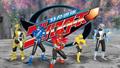 Tokumei Sentai Go-Busters in Super Sentai Legacy Wars 2