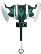 MagiTaurus Weapon