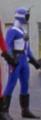 Blur Cyborg Ranger