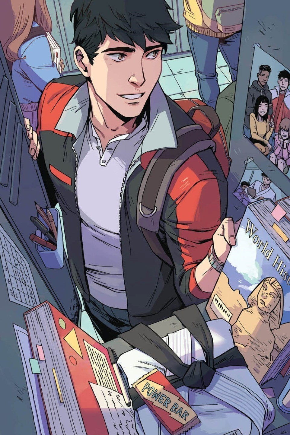 Jason Lee Scott/2016 comic