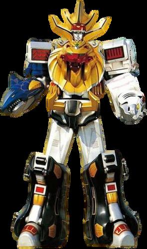 Wild Force Megazord
