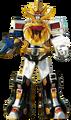 Wild Force Megazord & Gao King