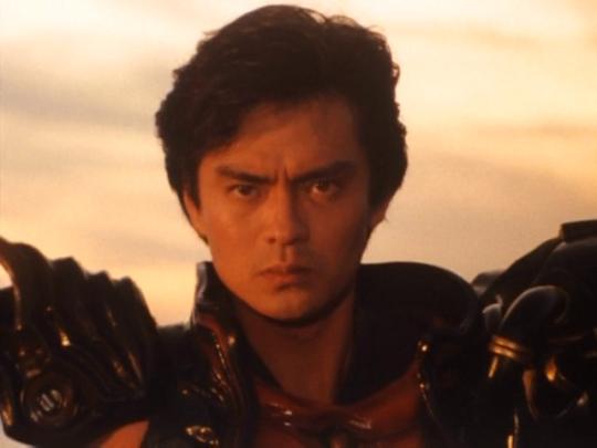 Demon-Fist Master Jin Matoba
