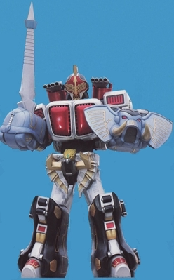 Comparison:Hyakujuu Gattai GaoKnight vs. Ultimus Megazord