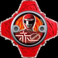 Operation Overdrive Red Ninja Power Star (V2)