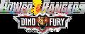 Power Rangers Dino Fury logo