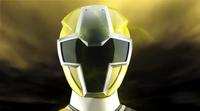 Yellow Ninja Steel Ranger Morph 1