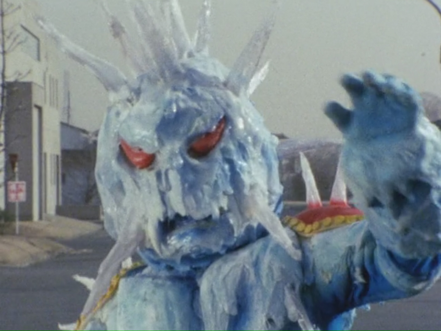 Icicle Monster