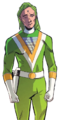 SuperSonic Green Suit