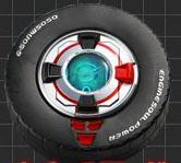 Comparison:Armored Wheel GoRoader GT vs. Road Attack Zord