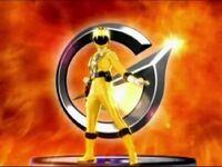 Yellow RPM Ranger Morph 2