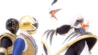 Orion Six Rangers Vision Super Megaforce