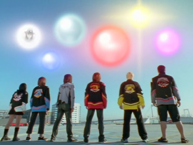 Comparison:Final Quest: The Hundred Beasts Roar!! vs. The End of the Power Rangers