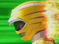 Yellow Wild Force Ranger Morph 2