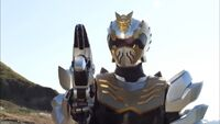 Dark Robo Knight appears