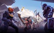Legacy Wars Loading Screen