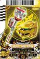 GoseiYellow Miracle Power card