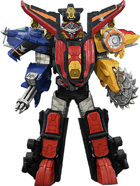 Victory LupinKaiser Blue and Yellow